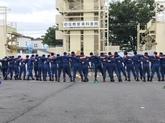 30年9月 初任教育実科査閲③.JPG
