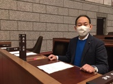 1月7日臨時議会①.JPG